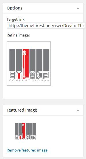 Fig. 1. Logo options box.