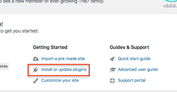 Fig.3.4. Install bundled plugins.