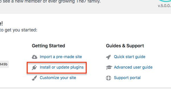 Fig.3.4. Install bundled plugins.